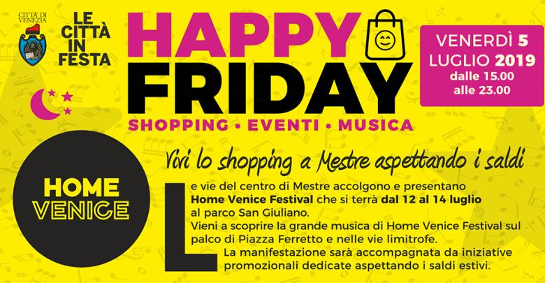 locandina Happy Friday