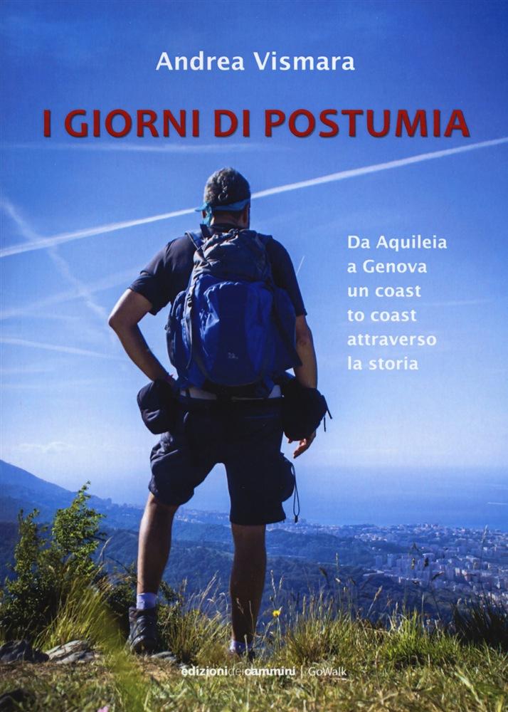 copertina libro I giorni di Postumia