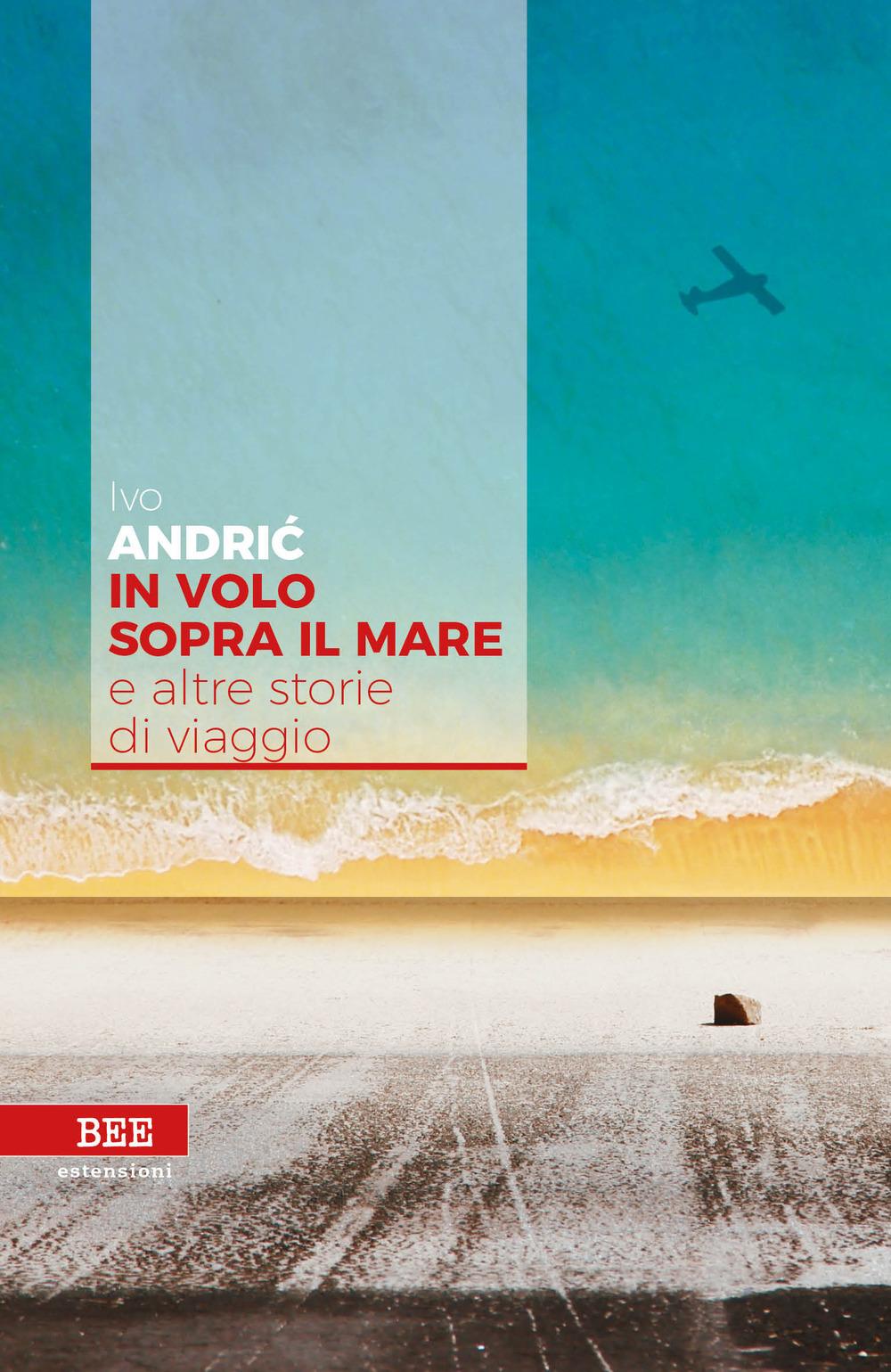 copertina libro In volo sopra il mare