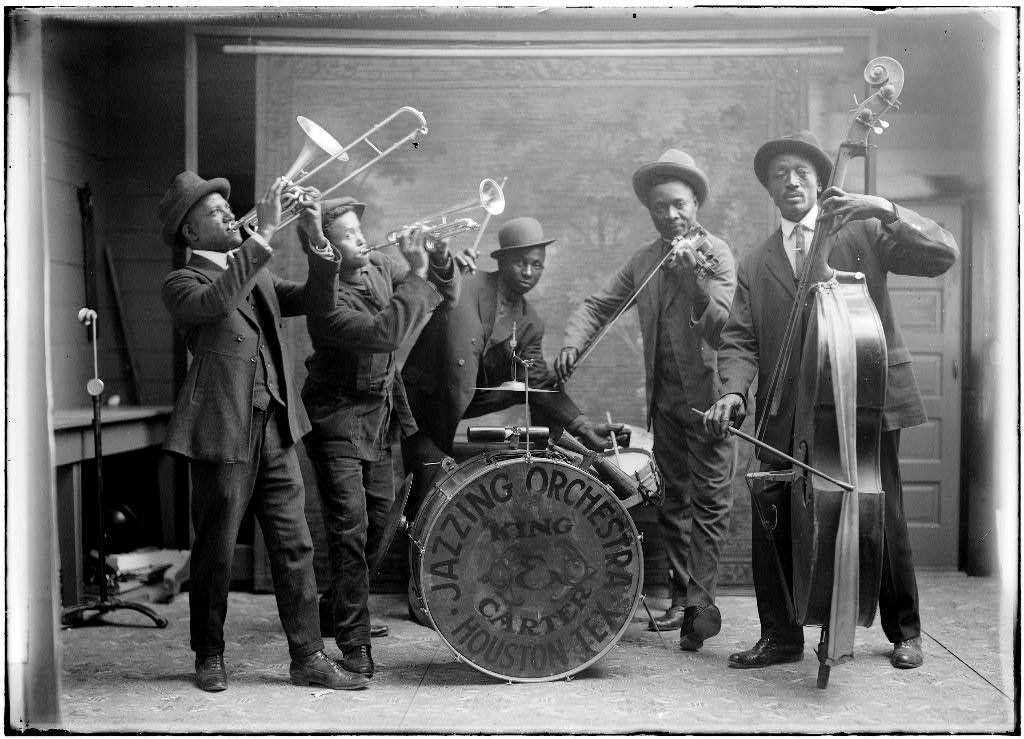 immagine gruppo jazz