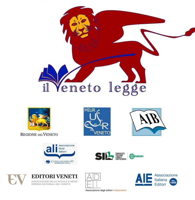 Logo maratona lettura