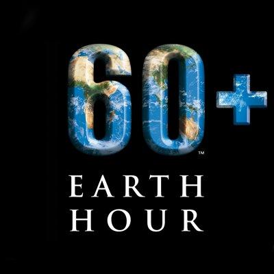 Logo Earth Hour - L'ora della Terra