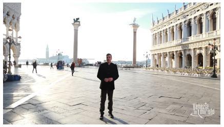 fotogramma di uno dei video
