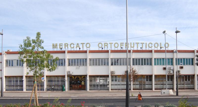 ex mercato ortofrutticolo in via Torino a Mestre