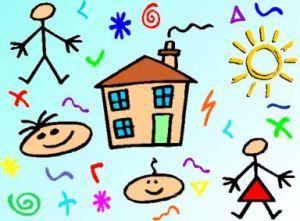 disegno scuola infanzia