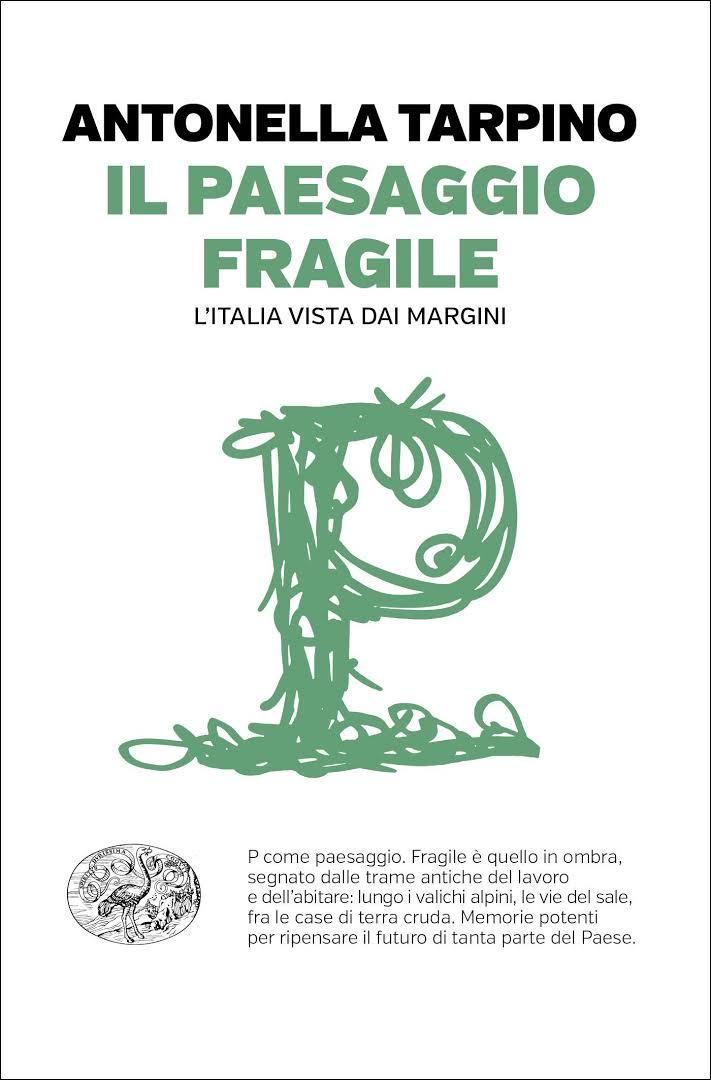 copertina libro Il paesaggio fragile