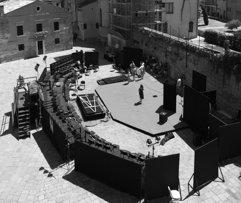palcoscenico Campazzo san sebastiano