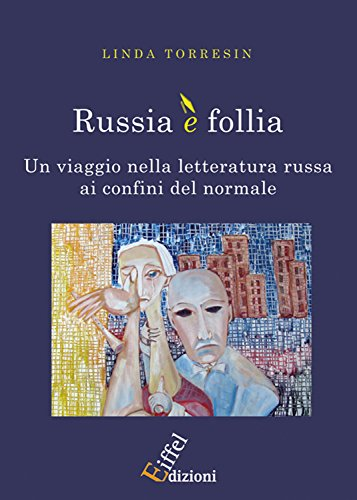 copertina libro Russia è follia