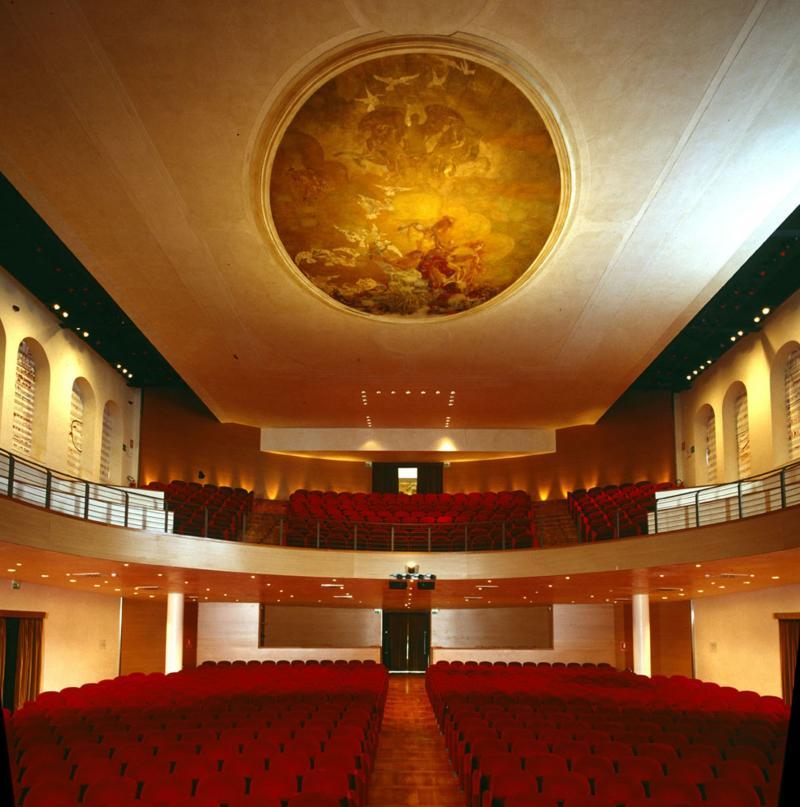 Sala teatro Toniolo