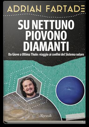 copertina libro Su Nettuno piovono diamanti