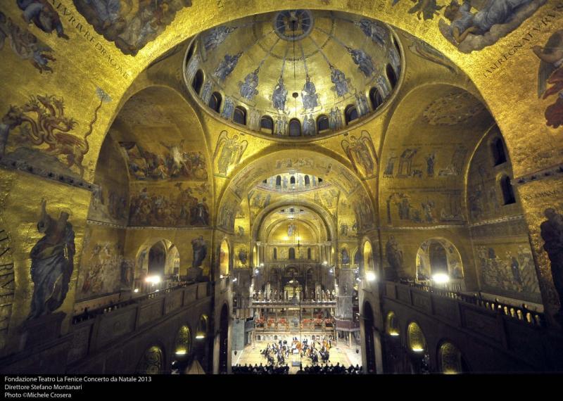 Basilica San Marco Concerto Stravinskij