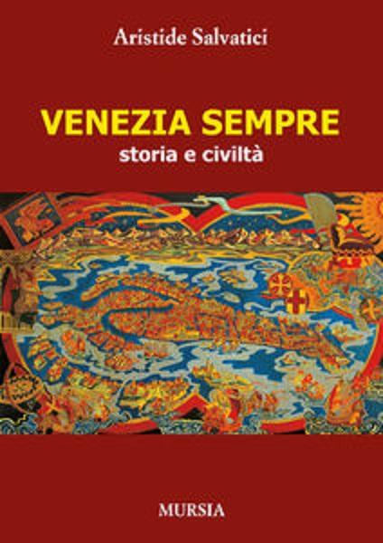 copertina libro Venezia sempre