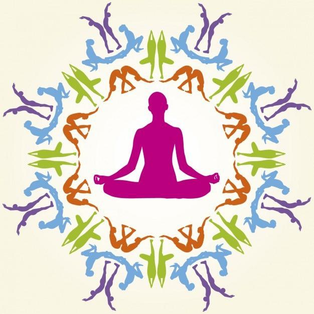 immagine yoga