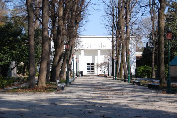 Nuovi bagni pubblici ai giardini della Biennale e rifacimento dell ...