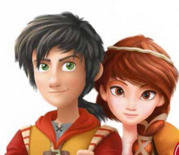 Leo da vinci serie animata la serie sequel del film prossimamente