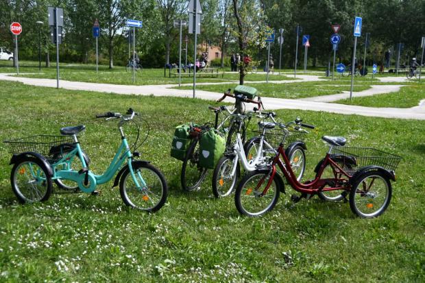 Bicicletta A Tre Ruote Per Bambini