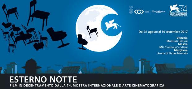 esterno notte 2017 comune di venezia live