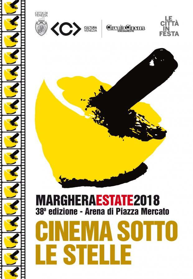 118360486758 Marghera Estate 2018  dal 2 agosto all 8 settembre